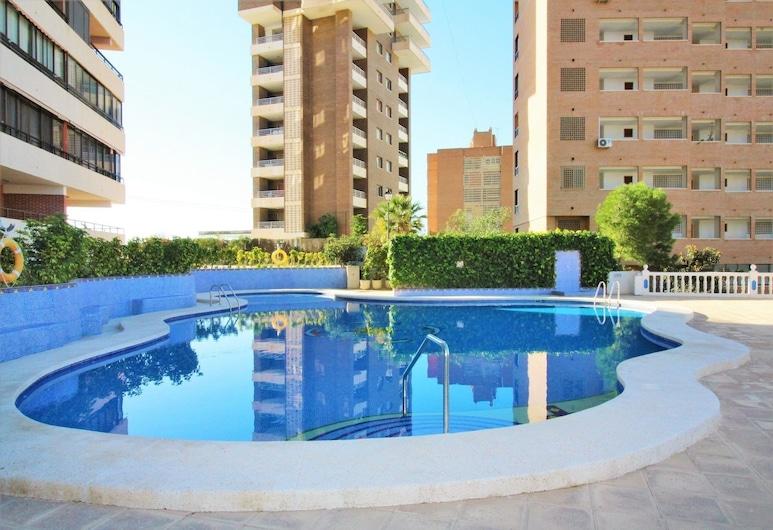 Apartamento Trinisol II 5-E, Benidorm, Pool