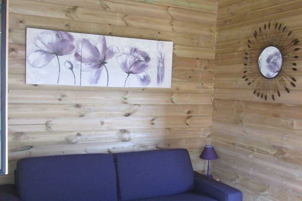 Dağ Evi (La Barcarole) - Oturma Odası