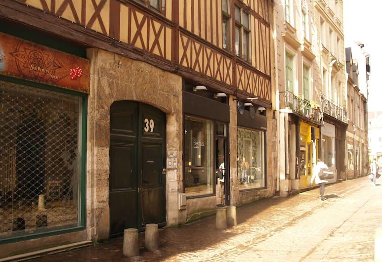Le Saint Nicolas Appartement, Rouen, View from property