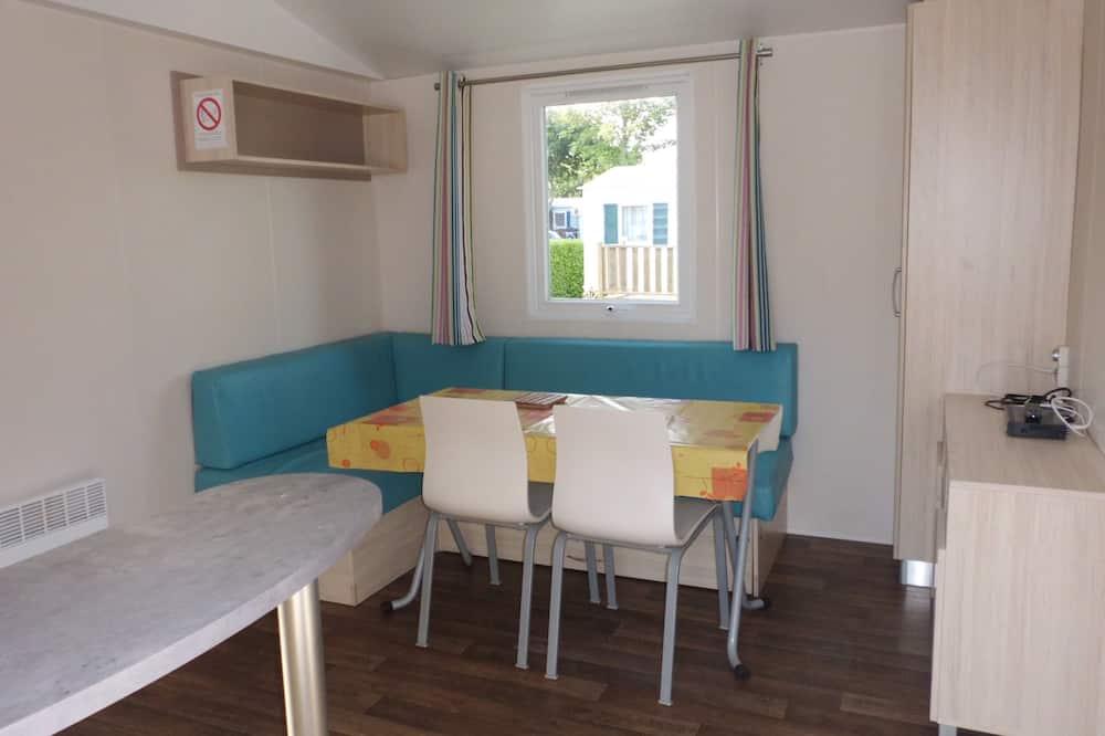 Bungalow, 2Schlafzimmer (Super Titania) - Wohnbereich