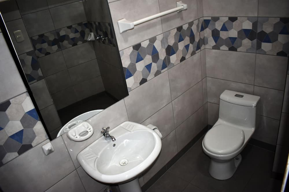 Kambarys verslo klientams - Vonios kambarys