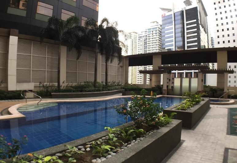 麥金里住宅飯店, 達義, 室外游泳池