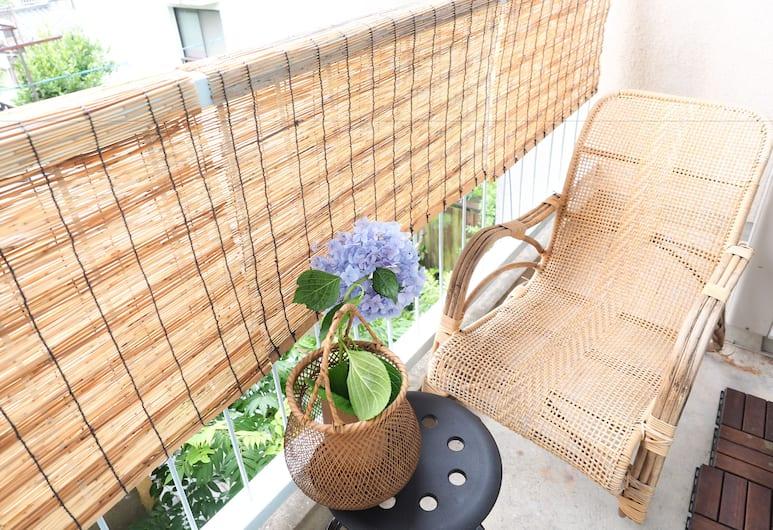七條柴犬旅館, Kyoto, 公寓, 陽台
