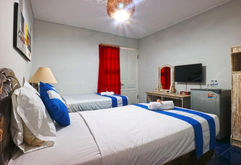 Sedana Inn, Kuta, Phòng đôi hoặc 2 giường đơn Deluxe, Phòng