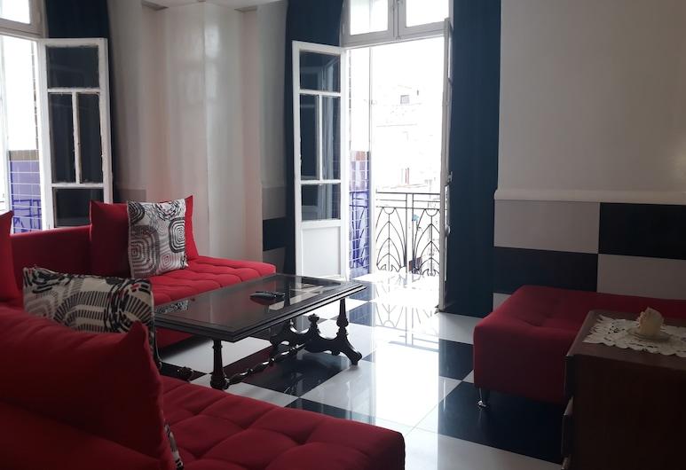 Modernity of Living Life in Casablanca, Casablanca, Living Room