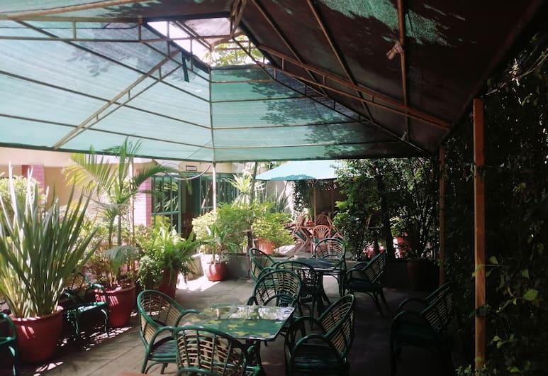 里昂別墅旅館, 奈洛比, 陽台
