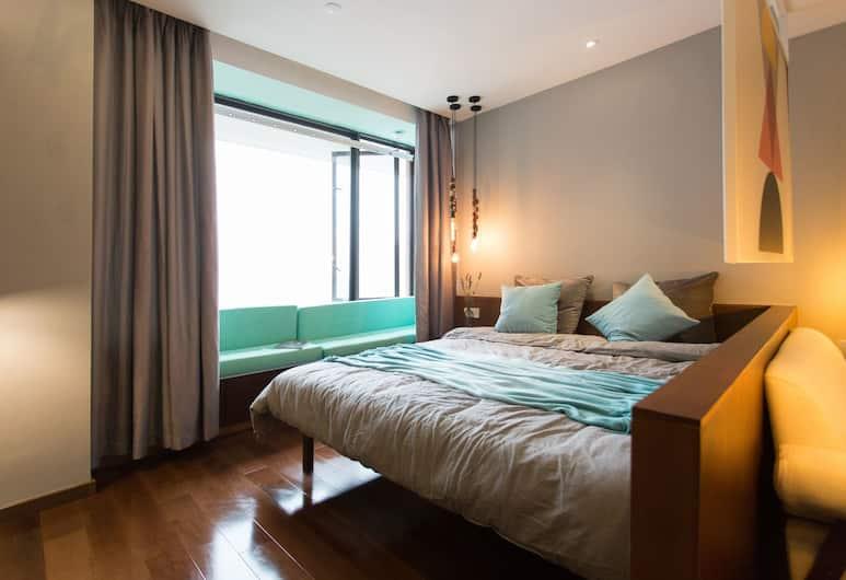 廣州淘金魔爾公寓 (華僑新村店), 廣州市, 行政式單房公寓, 客房