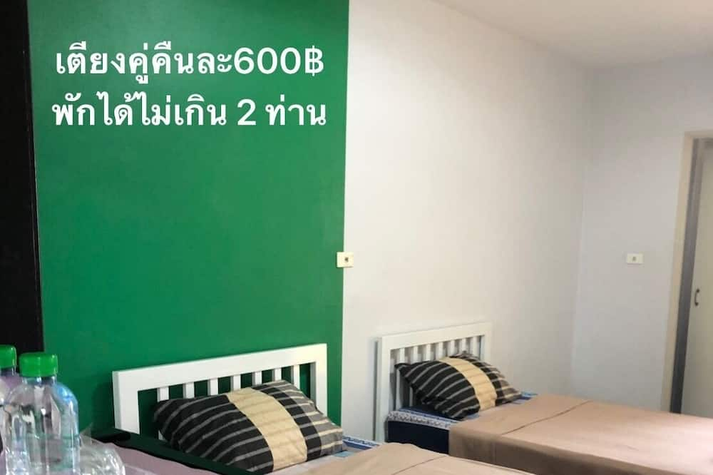 Eenvoudige Twin kamer - Kamer
