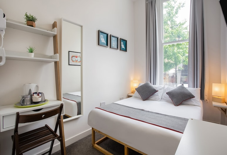 My Stay Inn, Londres, Chambre Double Standard, 1 lit double, Chambre