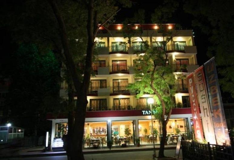 Tanya Hotel, Sunny Beach, Fachada del hotel