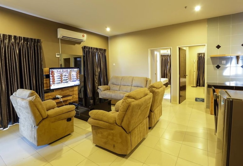 Hotel Suria 18, Ipoh, Apartment, 3 Bedrooms, Bilik Rehat