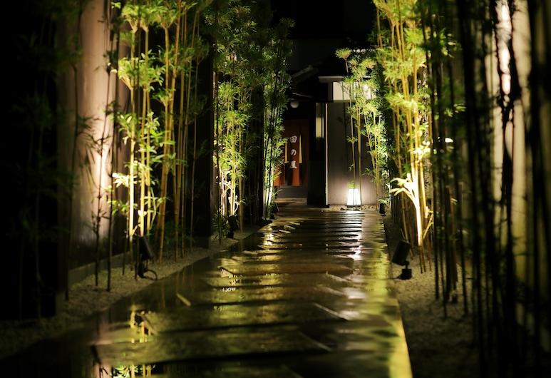 塔諾雅飯店, Kyoto, 住宿範圍