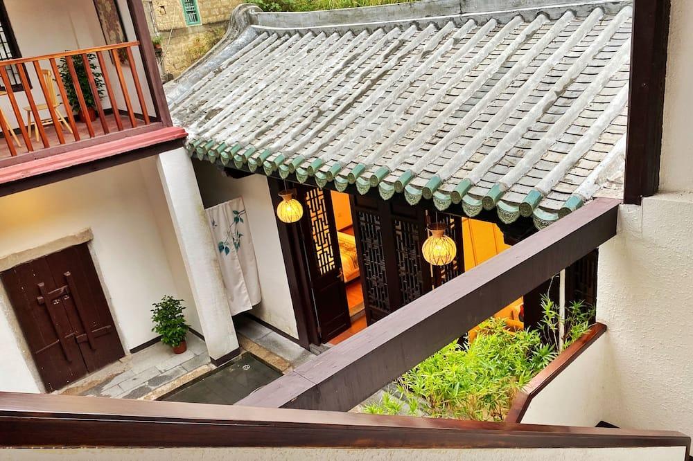 五房別院(僅限中國大陸地區客人) - 露台