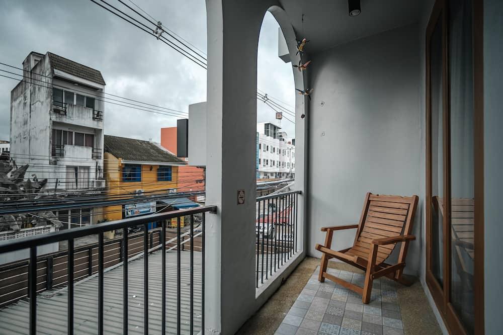 Standardna dvokrevetna soba - Pogled s balkona