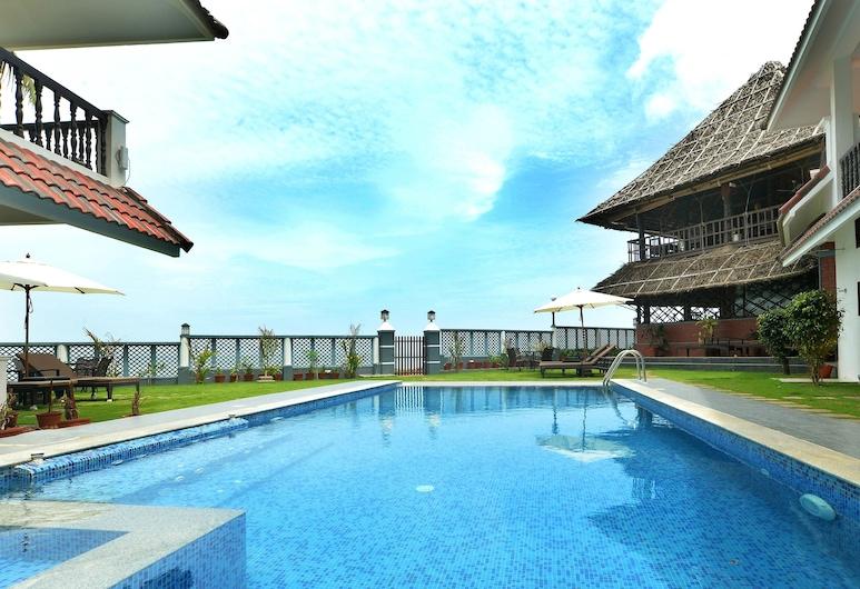 BCanti Boutique Beach Resort, Varkala, Outdoor Pool