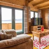Cabin, 2 Bedrooms (Oakbank Lodge) - Living Room