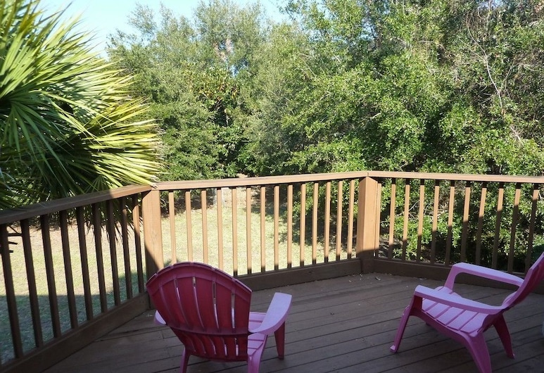 Andrews Cottage 3 Bedroom Home, Jekyll Island, House, 3 Bedrooms, Terrace/Patio