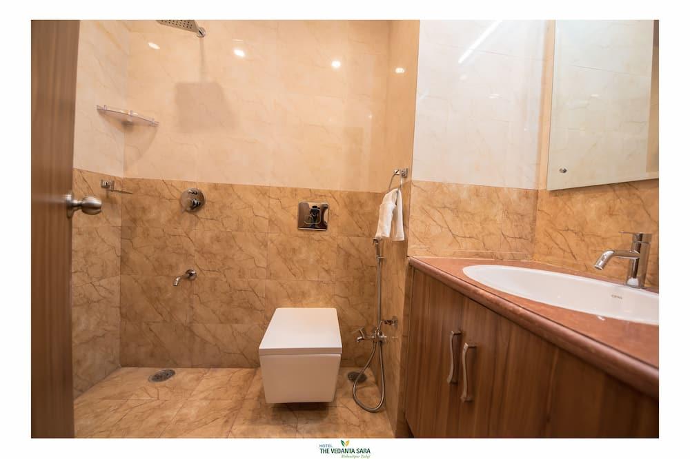Numeris šeimai - Vonios kambarys