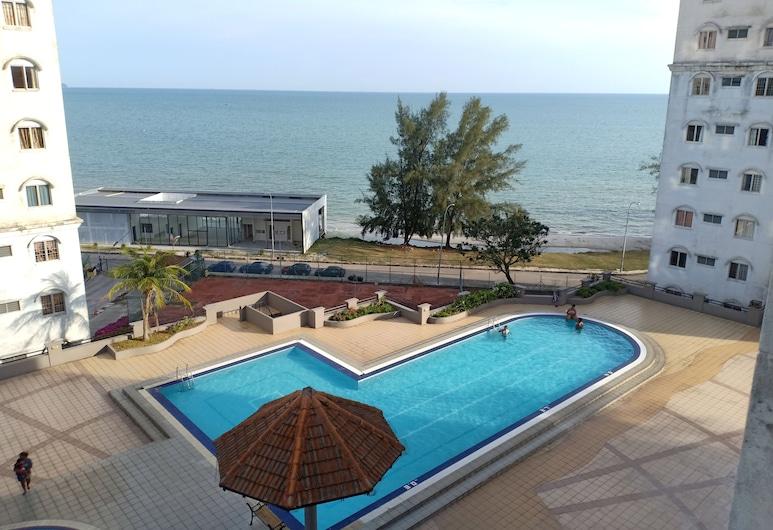JC Sunshine Bay Resort Port Dickson, Port Dickson, Vaizdas iš viešbučio