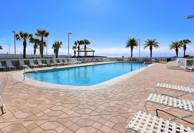 Updated 3br W/ Balcony, Pool & Gym 3 Bedroom Condo, Pantai Orange , Condo, 4 Bedrooms, Kolam