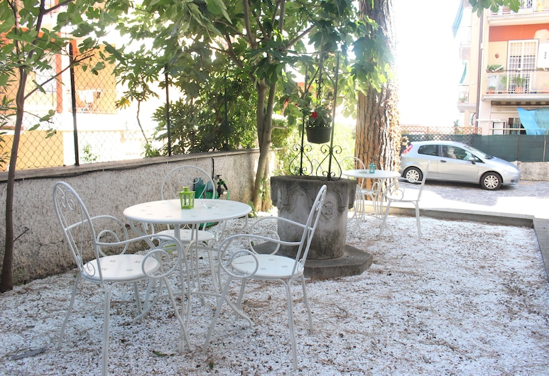Ianus Guest House, Rom, Have