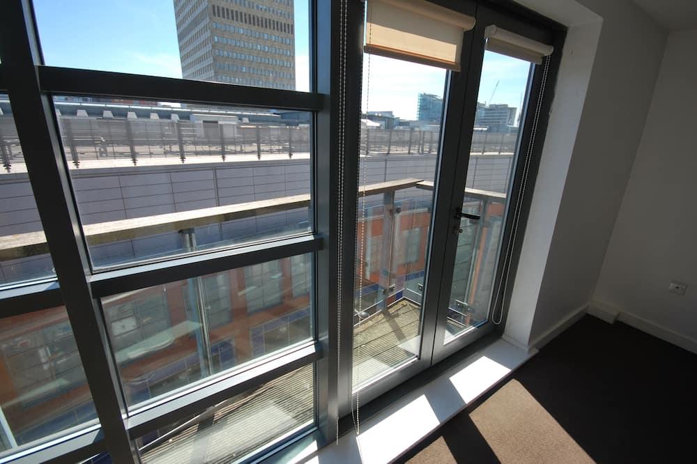 Apart Daire, 2 Yatak Odası, Balkon - Balkon