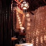 Romantikus kunyhó (Yuya) - Mosdó a fürdőszobában