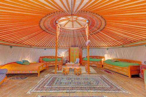 烏蘭巴托帳篷