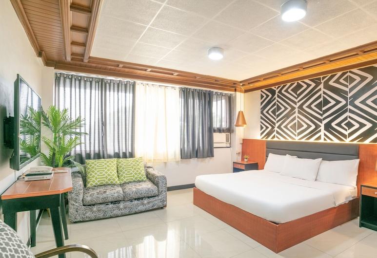 Asiana Hotel, Olongapo, Представительский люкс, Номер