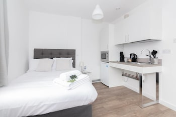 Picture of Modern Studio Apartment In The Heart Of Liverpool! in Liverpool