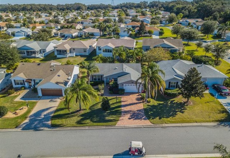 Halyard Court 1872 by White Pelican VR, The Villages, Aerial View