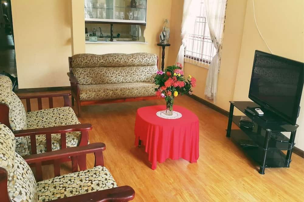 Appartement Familial, 3 chambres, 2 salles de bains - Salle de séjour