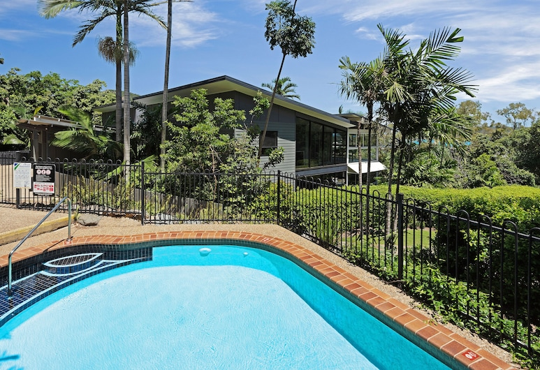 Oasis 1 Hamilton Island 2 Bedroom Apartment In Central Location With Golf Buggy, Whitsundays, Basen