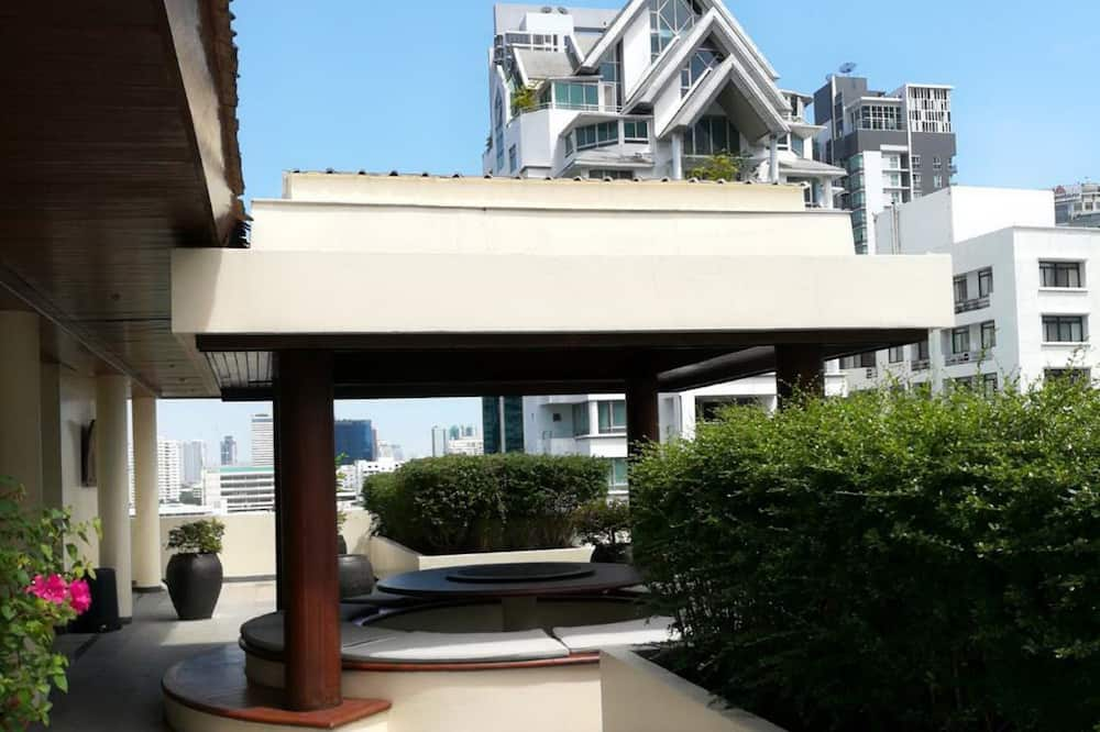 Exclusive Duplex Penthouse - バルコニー