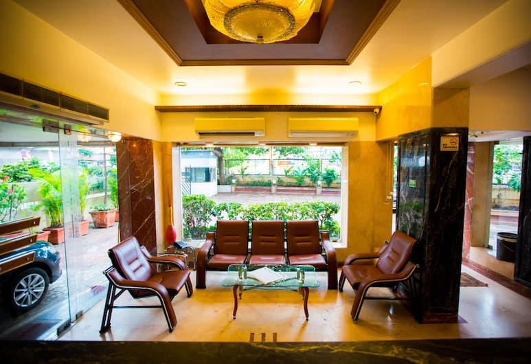 Hotel Ashwin, Mumbai, Lobby Sitting Area