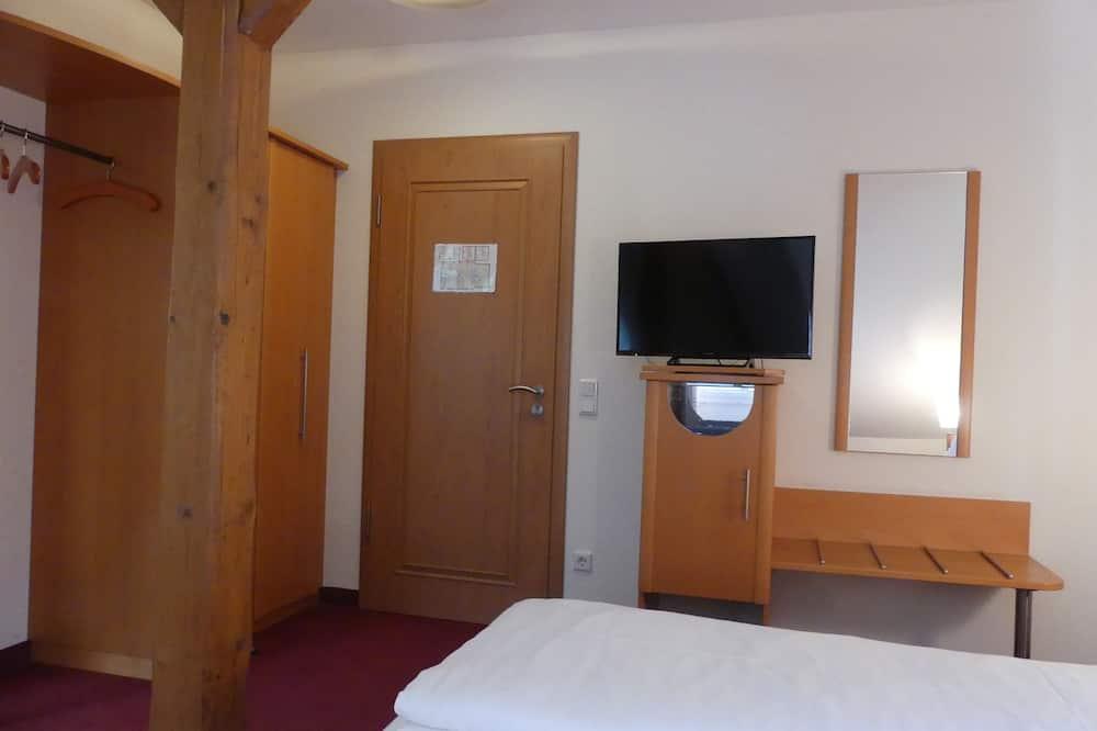 Triple Room, Private Bathroom - Living Area