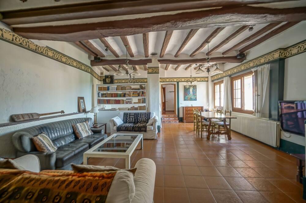 Cottage familiare, 5 camere da letto - Area soggiorno