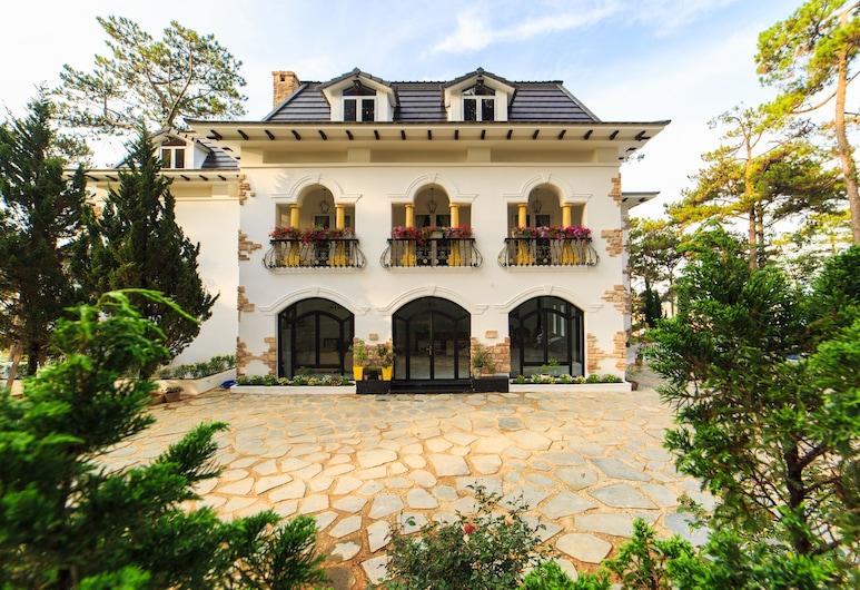 Joy Villa, Ðà Lat, Hotelfassade