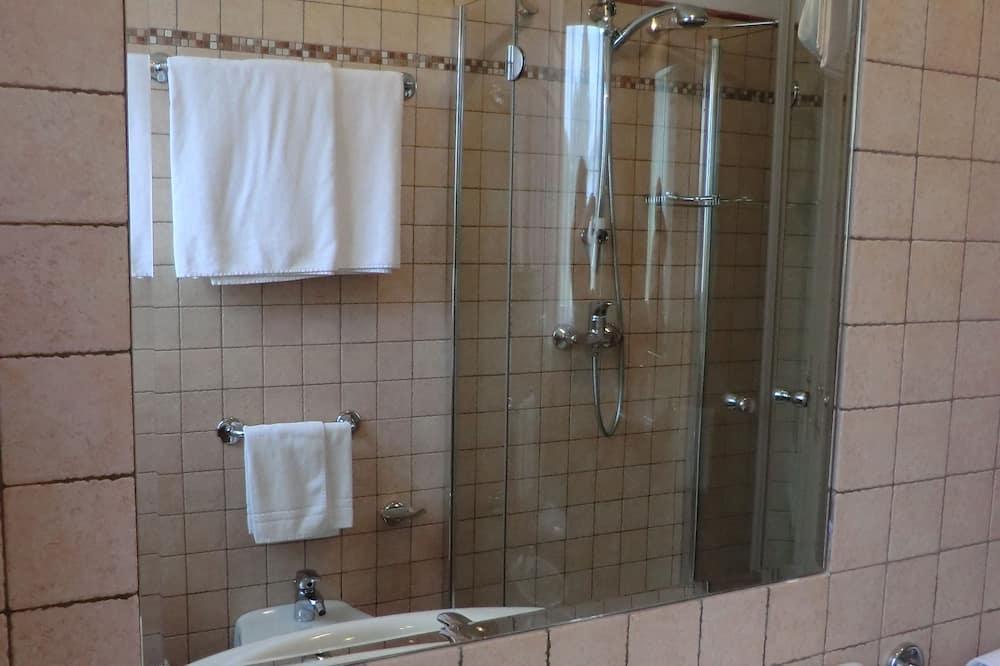 Junior Suite, Balcony, Mountain View - Bathroom