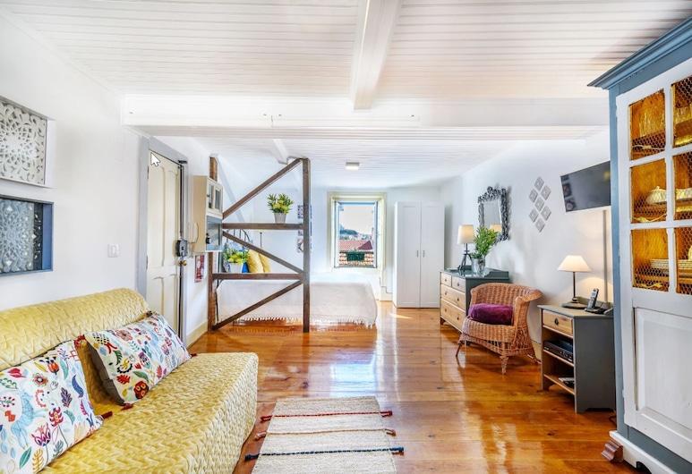 Sebe by BnbLord, Lisabon, Apartmán, 1 spálňa, Obývacie priestory