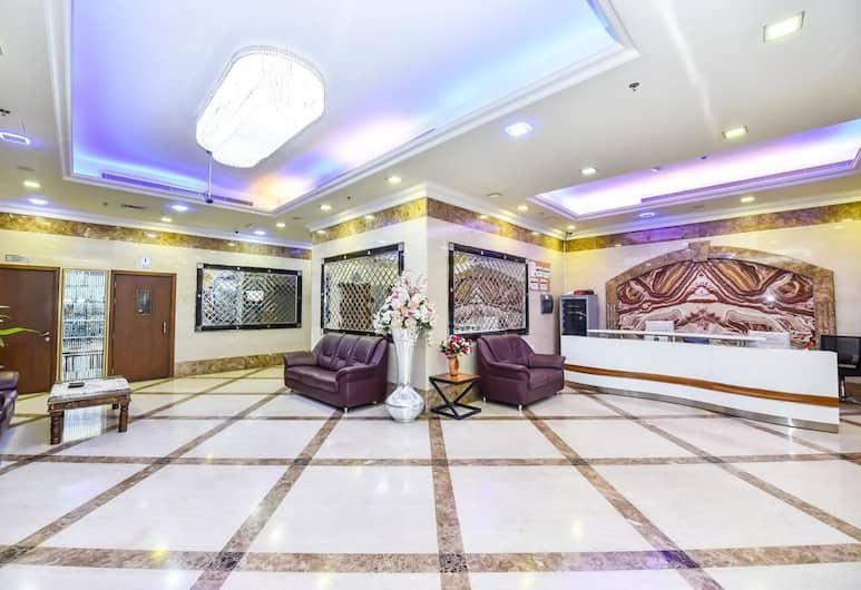 Your Homestay Hostel, Dubajus, Vestibiulis