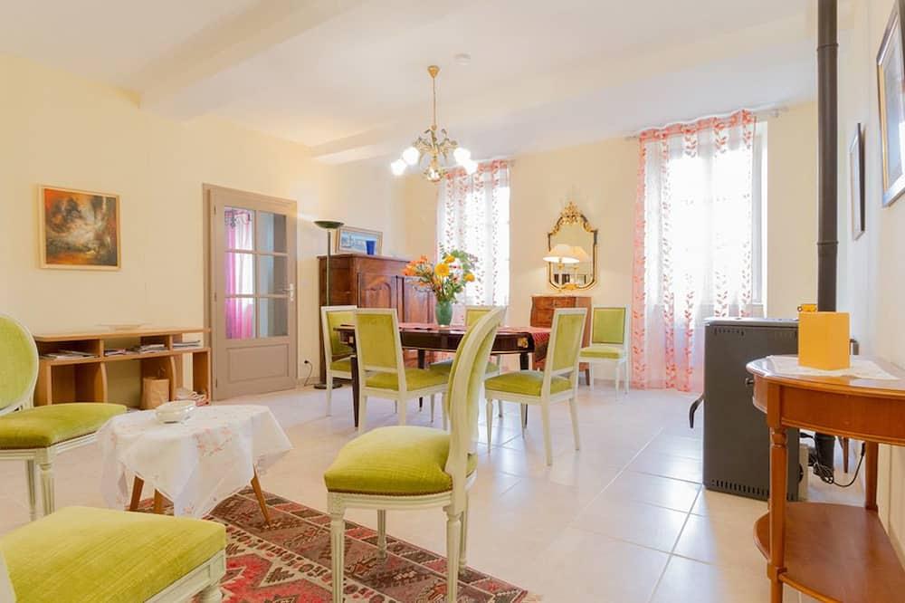 Kotedža - Dzīvojamā zona