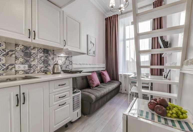 Sokroma Paya-Sofiya Aparts, St. Petersburg, Standard Duplex (1), Living Area