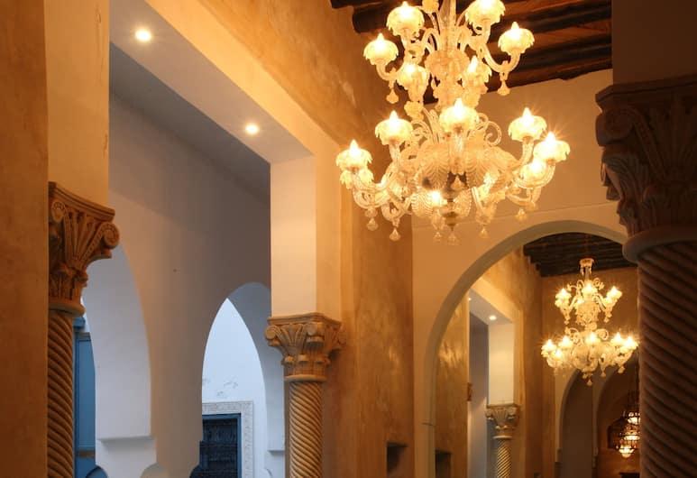 Riad Si Khalifa, Marrakech, Basen odkryty
