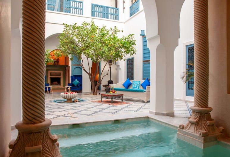 Riad Si Khalifa, Marrakech, Pool