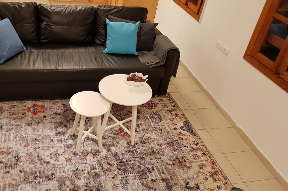時尚公寓, 1 間臥室 - 客廳