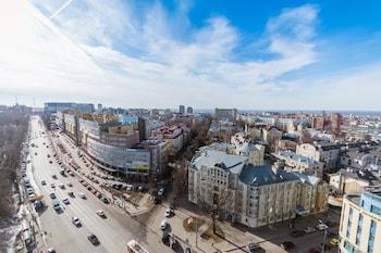 ภาพ อพาร์ทเมนท์ เบลีนสกาวา 11-66 - อพาร์ท 79 ใน Nizhny Novgorod