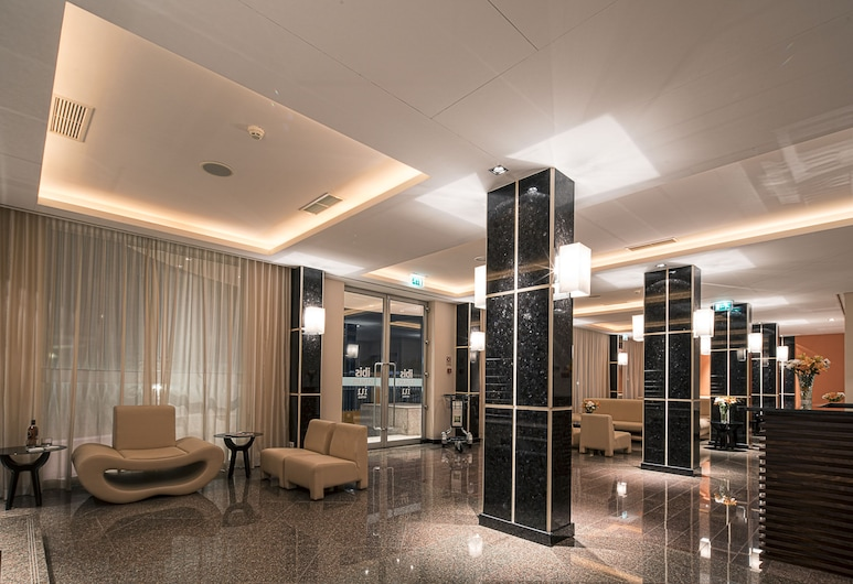 iu Hotel Benguela, Benguela, Quầy tiếp tân