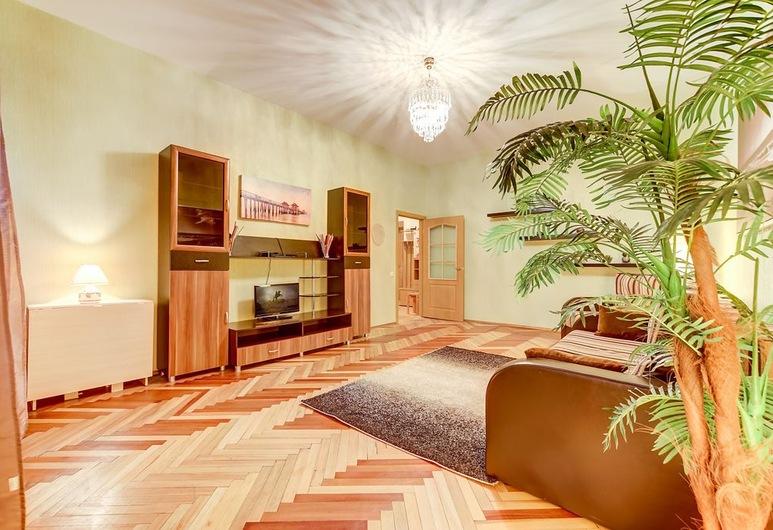 Апартаменты «Spb2day на Невском 13», Санкт-Петербург, Апартаменты, Номер