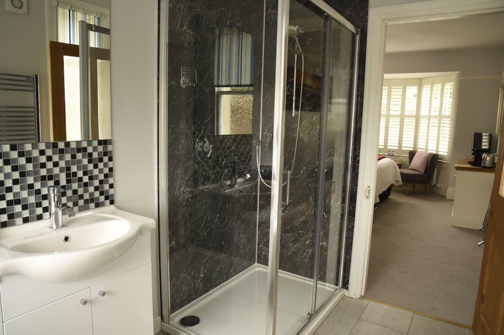 Двухместный номер «люкс» с 1 или 2 кроватями (Super King Bed - Cobb) - Ванная комната